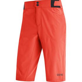 GORE WEAR Passion Shorts Men, czerwony